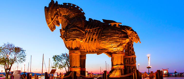 Das Troja-Festival von Canakkale