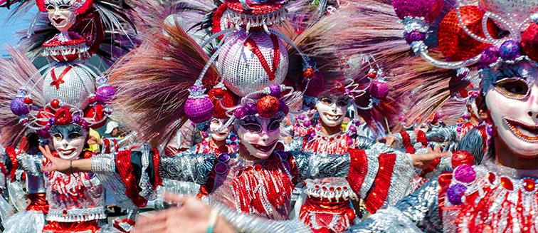Masken-Festival