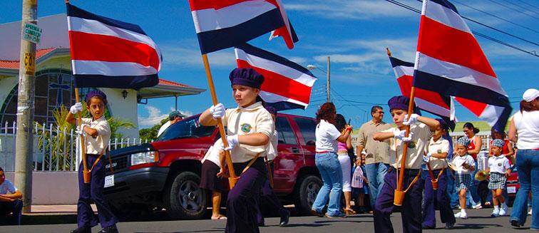 Tag der Unabhängigkeit von Costa Rica