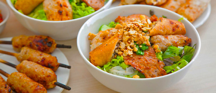 Bún Thit Nuong