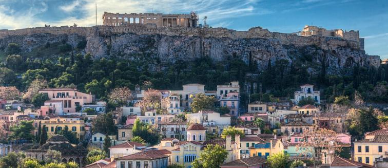 Reisen nach Griechenland im Winter