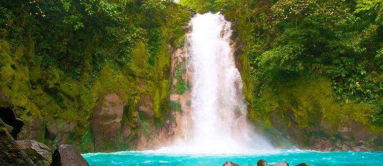 La Fortuna-Wasserfall