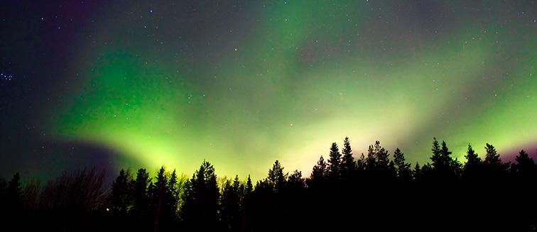 Lappland: Levi