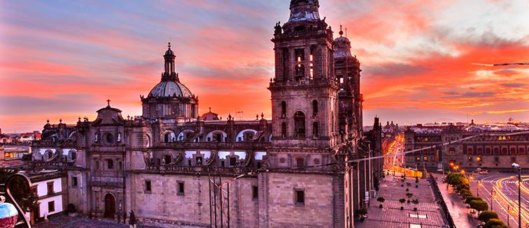 Mexiko, DF