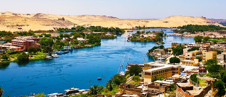 Wann in das Nilal reisen