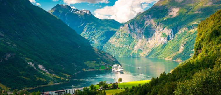 Fjorde Norwegen