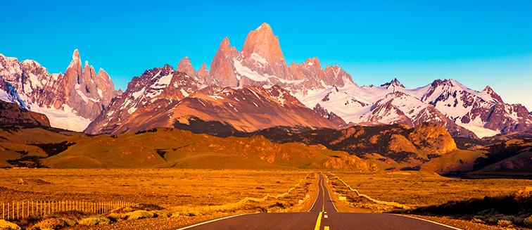 Wann man nach Patagonien reisen sollte