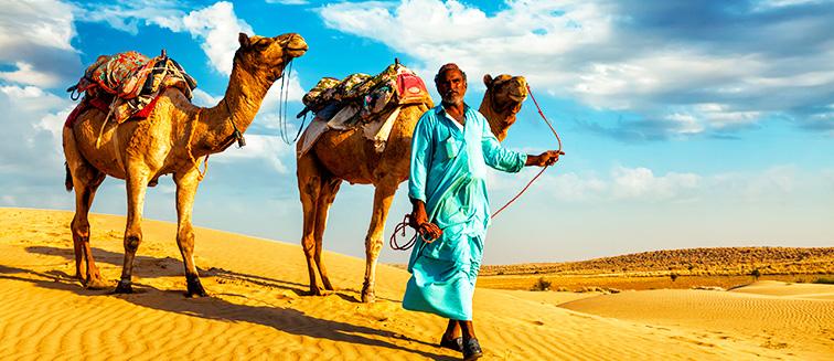 Wüsten von Rajastan