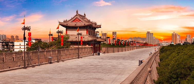 Der beste Zeitraum, um Xi'an zu besuchen