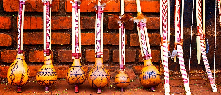 Crafts from Argentina